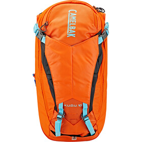 CamelBak K.U.D.U. Protector 10 Sac à dos, dry red orange/charcoal